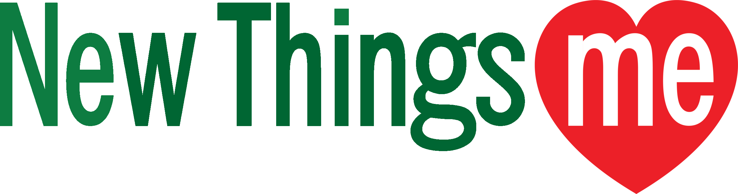 New Things me Logo